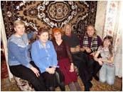 Посещение братьев и сестер в Казахстане
