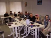 Октябрьские встречи в Томске и Омске