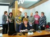 Библейская школа в Омске (Март 2013г.)