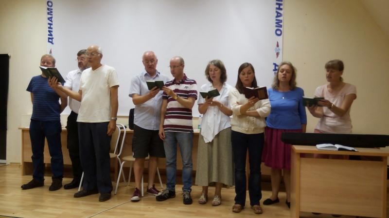 Летняя Библейская школа 2015г.