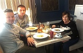 Посещение братьев и сестер на юге России