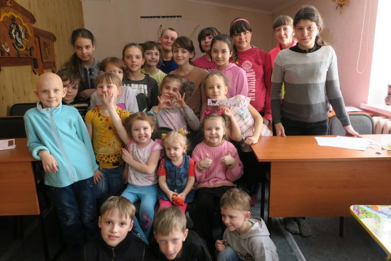 Библейский уикэнд в Сибири